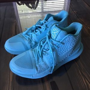 Nike zoom size 8 Tiffany blue